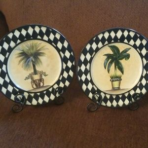 Home Interior Plates with Stand